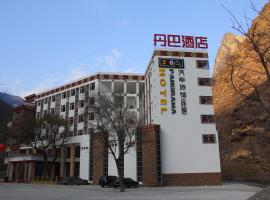 318 Express Motel Danba, Danba (Zhanggu yakınında)