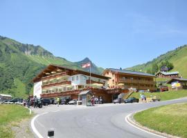 Sporthotel Domig, Faschina