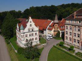 Haus San Damiano Kloster, Berkheim (Oberopfingen yakınında)