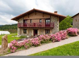 Casa Rural Etxegorri, Уригойти (рядом с городом Vildósola)