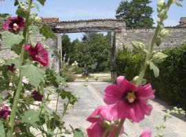 La Collegiale, Clavette (рядом с городом La Jarrie)