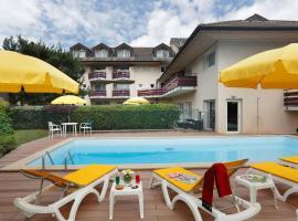 Inter-Hotel Thonon-les-Bains L'Arc-En-Ciel, Thonon-les-Bains