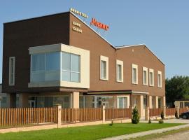 Chizhik Hotel, Krasnopartizanskoe