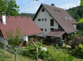 Apartmány Český Ráj, Turnov (Olešnice yakınında)