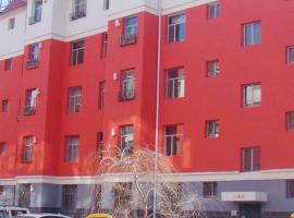 Ejin Banner Rujia Apartment, Alxa Left (Halawu yakınında)