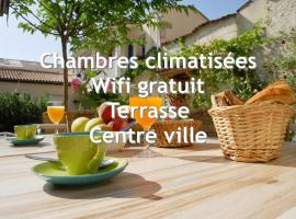 Citotel Hotel Cheval Blanc, Коньяк