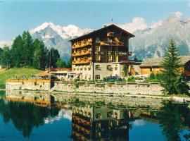 Hotel zum See, Грахен