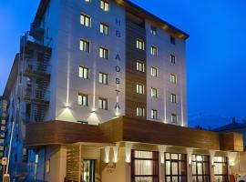 HB Aosta Hotel, Aosta