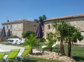 La Grange de La Dupuise, Civrac-de-Blaye (рядом с городом Saint-Christoly-de-Blaye)