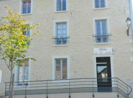 Hotel Le Saint Aubin, Chevillé