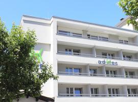 Adhhoc Hotel, Naters