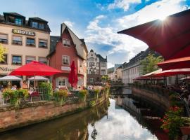 Hotel Restaurant Zunftstube, Saarburg (Ockfen yakınında)
