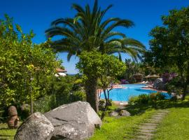 Hotel Cernia Isola Botanica, Sant'Andrea (Zanca yakınında)