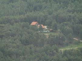 Dikencik Cottages, Uzumlu