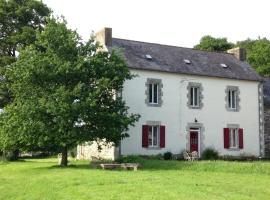 The Old Farmhouse, Saint-Goazec (рядом с городом Saint-Thois)