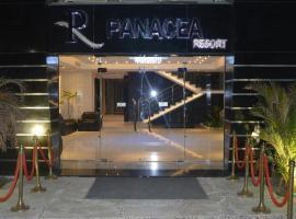 潘納茨度假酒店, 伯格埃拉伯