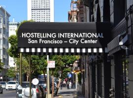 HI San Francisco City Center Hostel