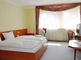 Hotel Hessischer Hof, Kirchhain (Homberg Ohm yakınında)