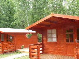 Apple Tree Accommodation, Reiu (Tahkuranna yakınında)