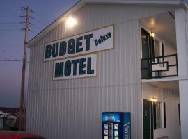 Budget Deluxe Motel, Rolla (Near Saint James)