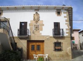 Casa Rural Laguao, Abárzuza (Iruñela yakınında)