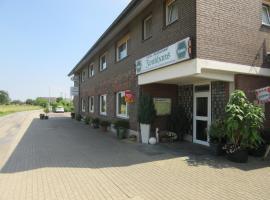 Hotel Restaurant Jonkhans, Rees (Isselburg yakınında)