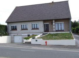 Belle Maison de Campagne, Villers-Châtel (рядом с городом Estrée-Cauchy)