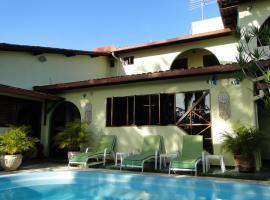 Hotel Pousada Arco Iris, Barra de Santo Antônio