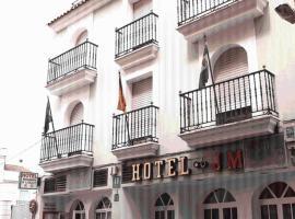 Hotel El Emigrante, Villanueva de la Serena (Magacela yakınında)