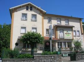 Hôtel La Grande Cordée, Ax-les-Thermes