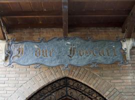 Hotel I Due Foscari, Busseto (Villanova sull'Arda yakınında)