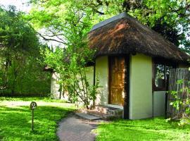 Lianshulu Lodge, Luzibalule (рядом с регионом Kongola)