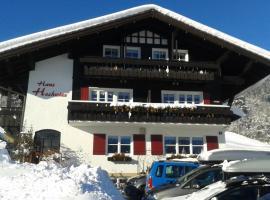 Gästehaus Hochwies