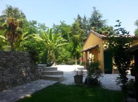 Bed & Breakfast Big Oak, Monte Colombo (Santa Maria del Piano yakınında)