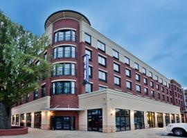 Hampton Inn & Suites Chapel Hill/Carrboro, 채팰힐