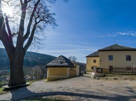 Ekocentrum DOTEK, Horní Maršov (Maršov yakınında)