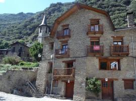 Casa La Lourdes, Ainet de Besan (Arahós yakınında)