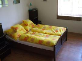 Berki Guest House, Kaszó