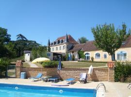 Corail, Lescuretie (рядом с городом Saint-Julien-de-Crempse)