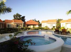 Dream Away Trujillo Beach ECO Resort #3, Barra de Chapagua (рядом с городом Trujillo)