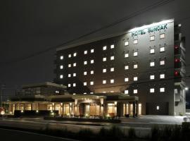 Hotel Sunoak Kashiwanoha, Kashiwa (Abiko yakınında)