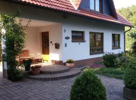 Komfort Ferienwohnung, Herscheid (Lüdenscheid yakınında)