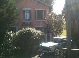 La Maison Rose, Montréjeau (рядом с городом Lombrès)
