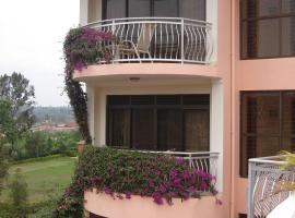Spannet suites, Mbarara (Near Kashari)
