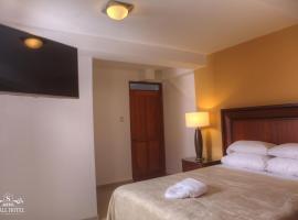 Siball Hotel, Abancay