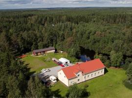 Sillanpään Kartano, Veteli (рядом с городом Kainu)