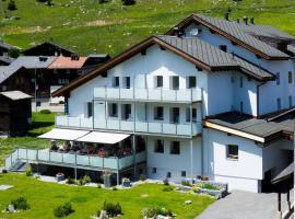 Hotel Furka, Oberwald (Obergesteln yakınında)