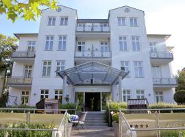 Aparthotel Seeschlösschen, Zinnowitz