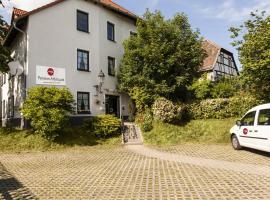 Pension Altstadt Borna, Borna (Neukirchen yakınında)