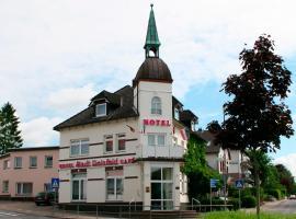 Hotel Stadt Reinfeld, Reinfeld (Bad Oldesloe yakınında)